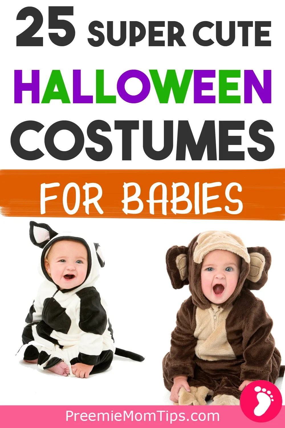 Check out my top picks for the best Halloween costumes for babies! Celebrate your baby's first Halloween by dressing him or her in one of these super adorable Halloween outfits!