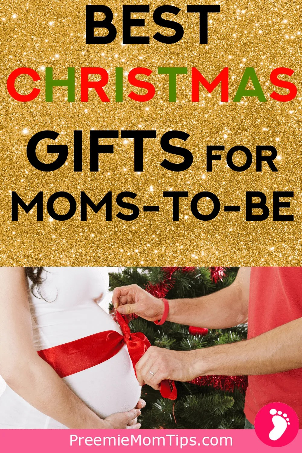 Celebrate the Holiday season with these gifts for pregnant women that are useful. Check out these gift ideas for moms to be and you can't go wrong!