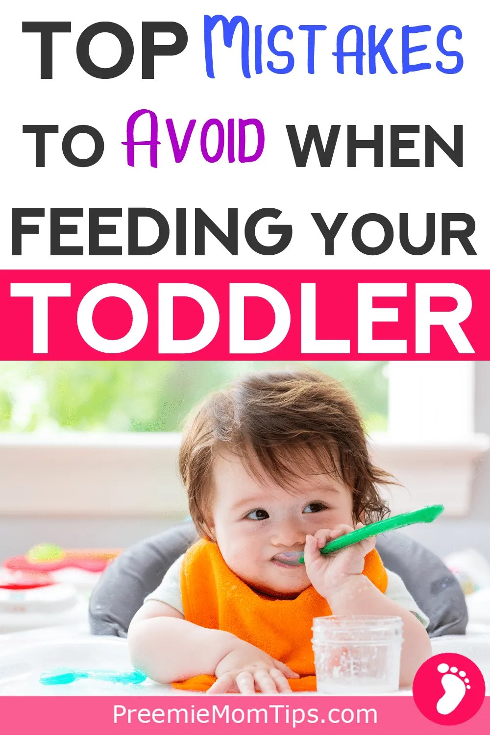 Our toddler is a picky eater. Check out these mistakes we were making, and how we helped our boy eat better and healthier by changing parenting habits!
