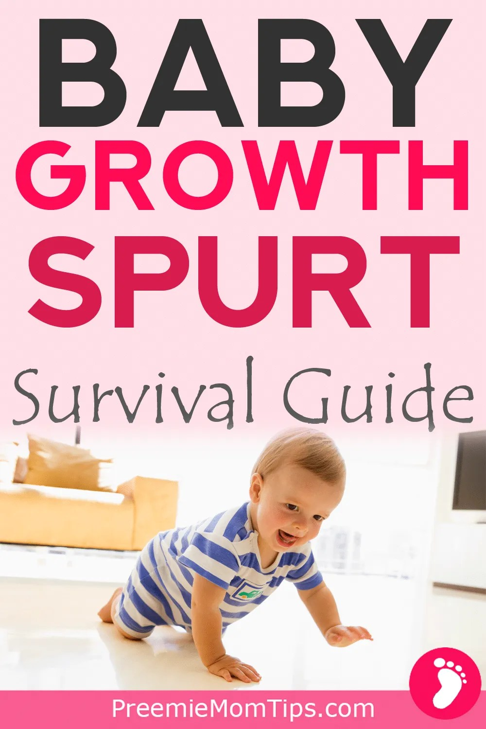 Here's everything you need to know about handling your baby's growth spurts as new parents!