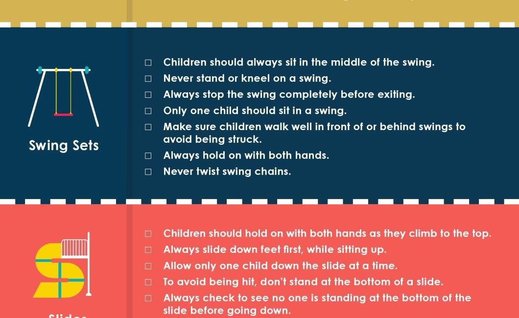 Playground Safety Checklist Preemie Twins Baby Blog