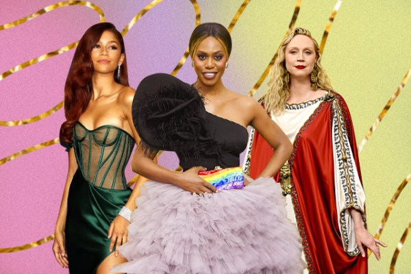 The many colors of the 2019 Emmy Awards red carpet