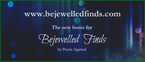 Now Bejewelled Finds has its own website