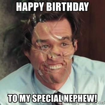 23 Happy Birthday Nephew Meme Images Wishes Preet Kamal