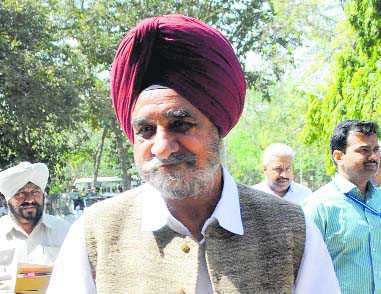 Punjab minister Tript Bajwa's wife and son also test Covid positive