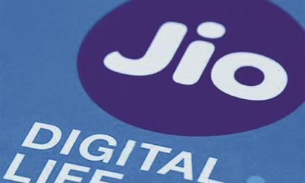 Google's India search ends at Jio