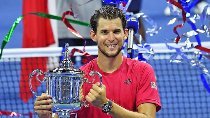 Dedication finally pays off for US Open champion Dominic Thiem
