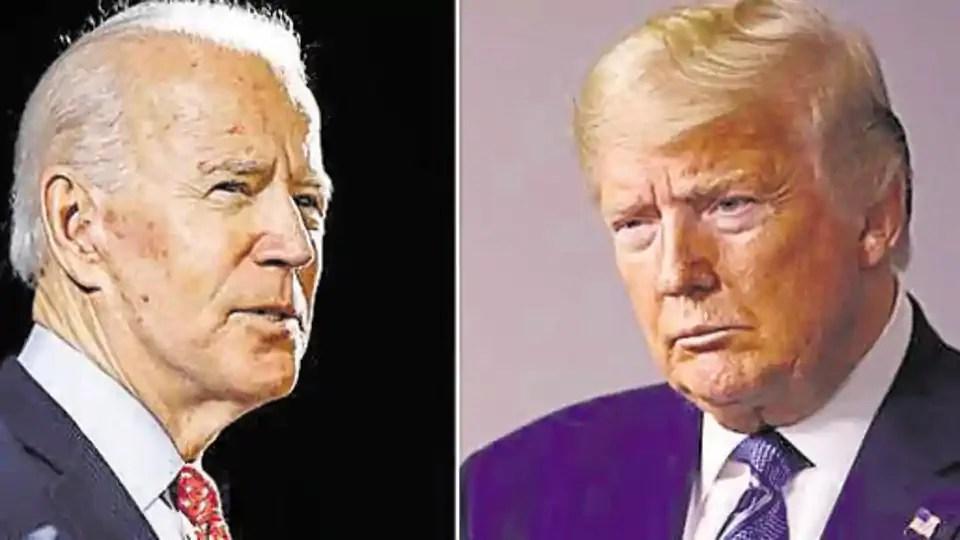 Trump, Biden to commemorate Sept 11 attacks in Pennsylvania, New York