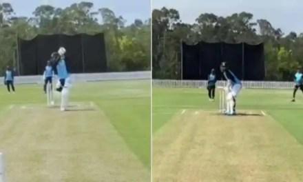 India vs Australia: 'Good to be back in blue': Kohli, Rahul begin practice for Test series – WATCH