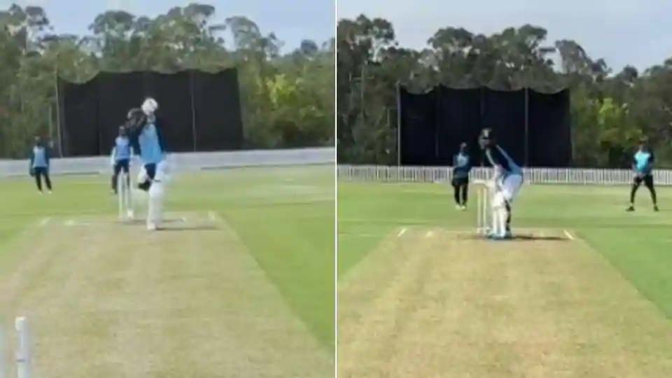 India vs Australia: 'Good to be back in blue': Kohli, Rahul begin practice for Test series – WATCH