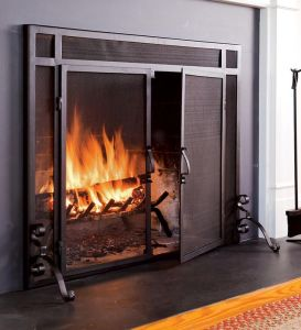 Prefab Fireplace Doors: What You Need to Know - Prefab Fireplace Doors