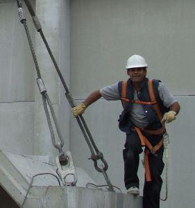 los anclajes de elevación de prefabricados