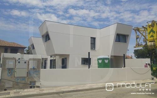 Modular Home. Uno de los mejores fabricantes de casas prefabricadas en España
