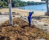 Praia da Aldeia recebe revitalização