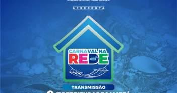 Carnaval na Rede: Carnaval Seguro é Carnaval Em Casa