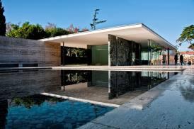 Pavilionul German de la Barcelona