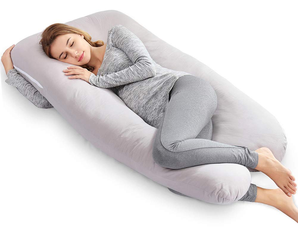 AngQi 55-inch Full Pregnancy Pillow