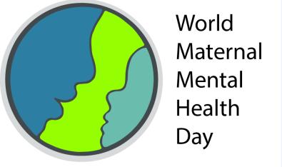 World Maternal Mental Health Day image