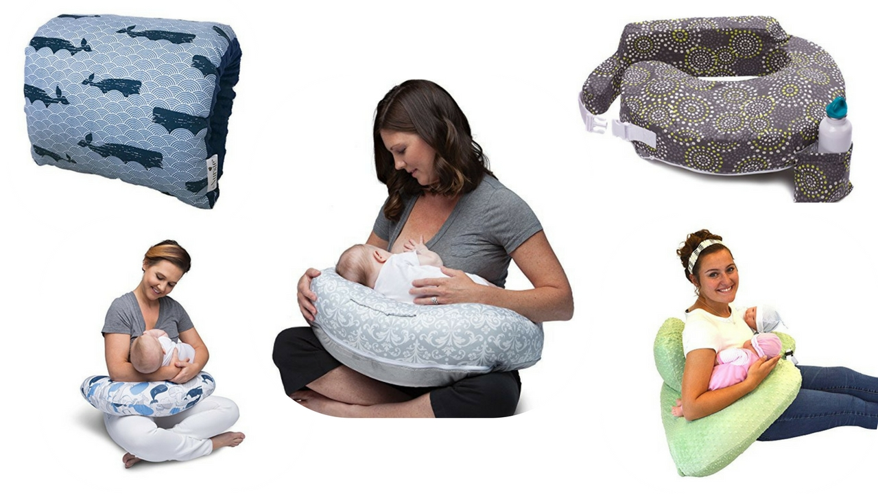 I didn't believe I needed nursing pillows until a few days after I'd gotten  home from the hospital and missed the one provided to me while there.