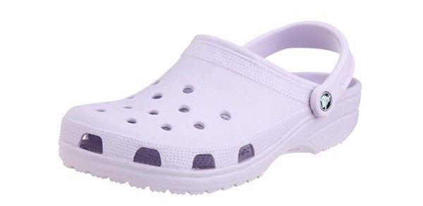 lilac croc shoes for pregnancy