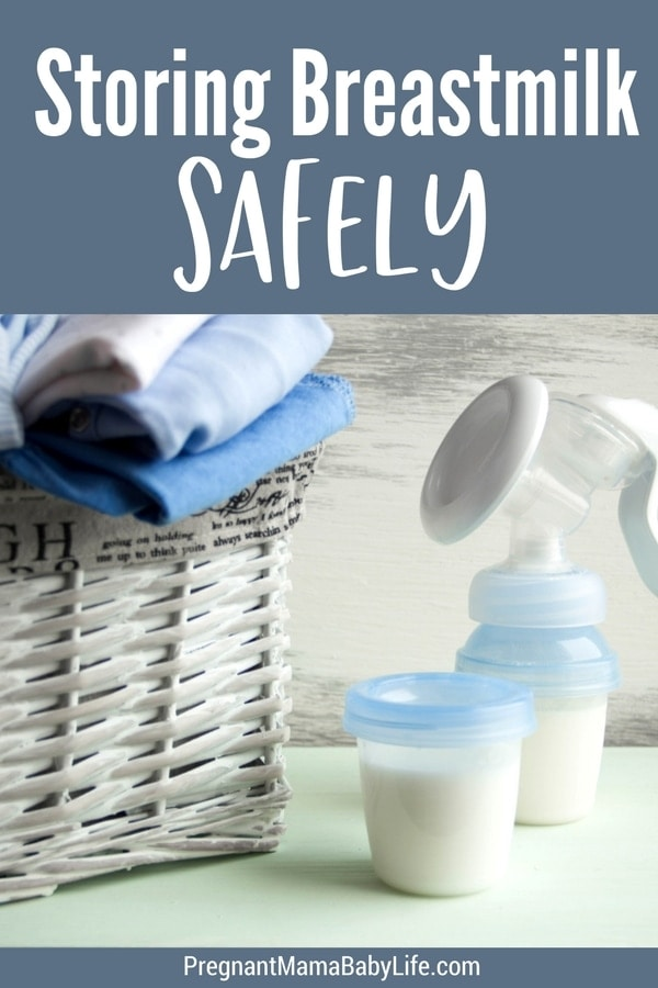 How long does breast milk last in the fridge? Find out how to store your pumped milk safely, and keep it fresh for your baby.
