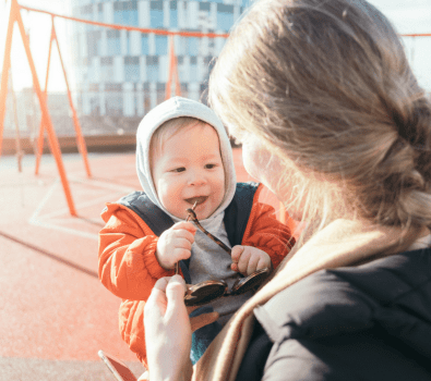 Tips for new moms by new moms