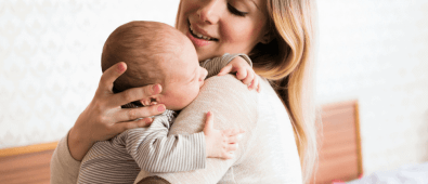 Postpartum recovery tips for new moms. Heal faster after birth.