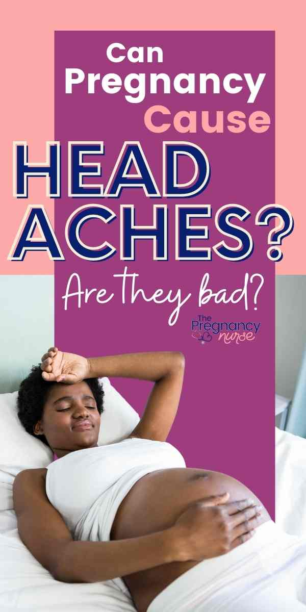 In a word, yes. Hormone changes, dehydration as well as blood pressure issues make headaches in pregnancy a frequent occurrence. But, let's dive a little bit deeper and see what you can do to prevent them, or help them when they happen.