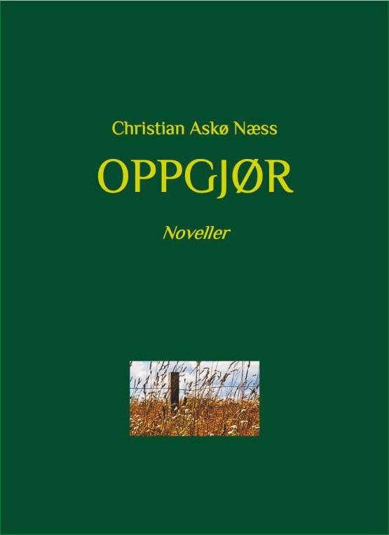 Bokcover - Oppgjør - Novellesamling