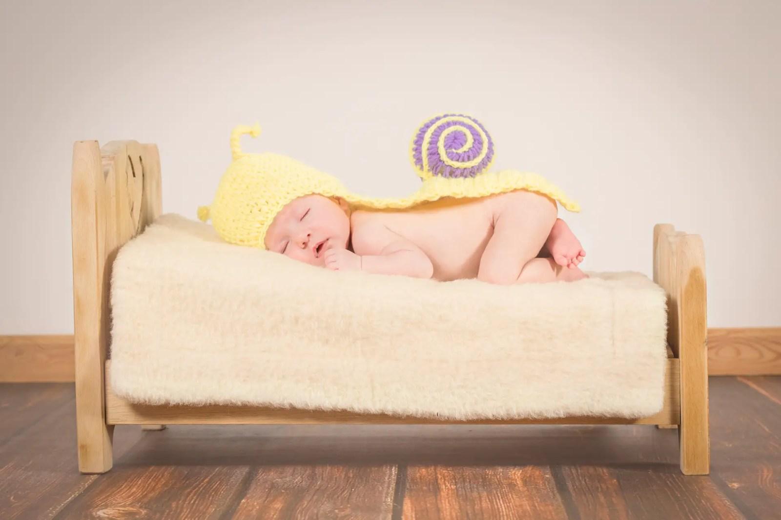 bebé duerma