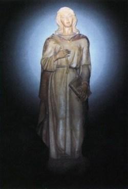 sveta Evgenija iz Kordove - devica in mučenka