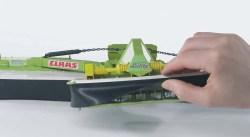 Claas Disco 8550 C Plus Dreifach-Mähwerk