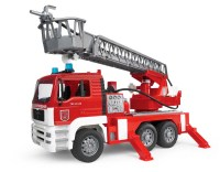 MAN Feuerwehr mit Drehleiter