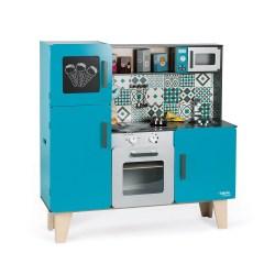 Küche Lagoon Maxi mit Funktionen (Holz)