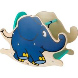 Die Maus Schaukelelefant