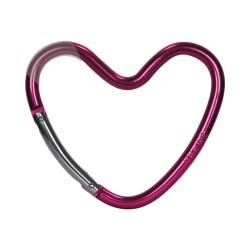 Dooky Heart Hook - Kinderwagenhaken für Taschen / herzförmig /...