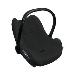 Dooky Seat Cover 0+ - Babyschalenbezug / Schwarz