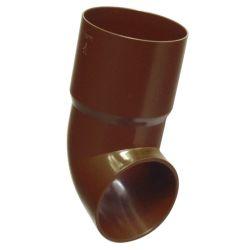 Fallrohrauslauf 110 mm für 125 mm Kunststoff Dachrinne