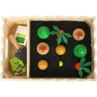 Gemüsegarten inkl. Spielset