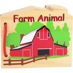 Holzbuch Bauernhof