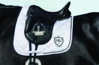 Horseware Rambo Diamante Saddlepad - D Satteldecke