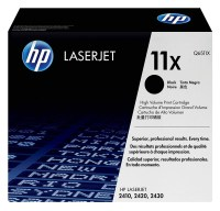 HP LaserJet Toner 11X Q6511X OVP - Schwarz