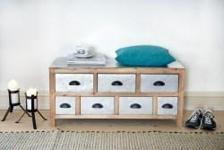 Kommode - Shabby Chic Möbel Butterfly im Landhausstil von Canett