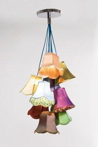 KARE Design Hängelampe Deckenleuchte Saloon Flowers 9