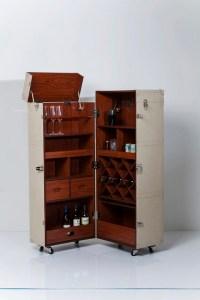KARE Bar Cabinet Sensation White