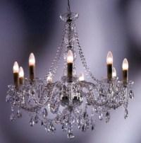 KARE Design Hängelampe Gioiello Kristall Clear 9er
