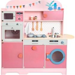 Kinderküche Rosa Gourmet