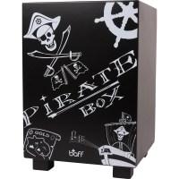 "Kindertrommelhocker ""Pirat"""