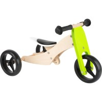 Lauflern-Dreirad Trike 2 in 1