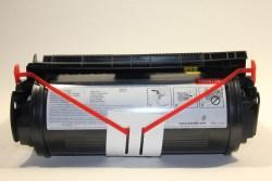 Lexmark 12A6730 Toner Black (entspricht 12A6830 ) -Bulk